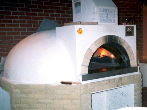 Herdstudio - pec na pizzu